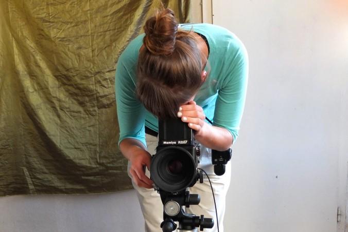 11a Pressefoto Dreh doch mal die Kamera um - vom Selfie zum Portrait Foto_Daniel Krauß WhatsArt 2016